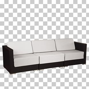 Sofa Bed Couch Chaise Longue Product Design Angle PNG