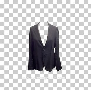 Tuxedo M. Sleeve Black M PNG
