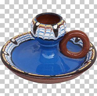 Pottery Ceramic Cobalt Blue Bowl Tableware PNG