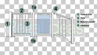 Buick Regal Hylla Handrail Guard Rail Deck PNG