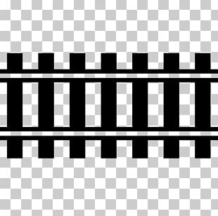 Rail Transport Train Computer Icons Track PNG