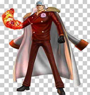 Akainu One Piece: Pirate Warriors 2 Monkey D. Luffy Gol D. Roger PNG