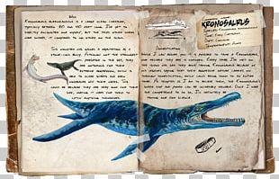 ARK: Survival Evolved Spinosaurus Giganotosaurus Brachiosaurus Sperm Whale PNG