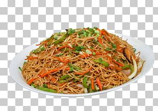 Chow Mein Lo Mein Singapore-style Noodles Pancit Fried Noodles PNG