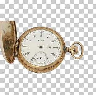 Elgin National Watch Company Elgin National Watch Company Pocket Watch Gold PNG