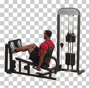 Leg Press Exercise Machine Human Leg Squat Calf Raises PNG