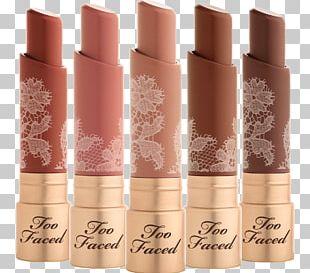 Lipstick Cosmetics Too Faced Natural Eyes Lip Gloss Eye Shadow PNG
