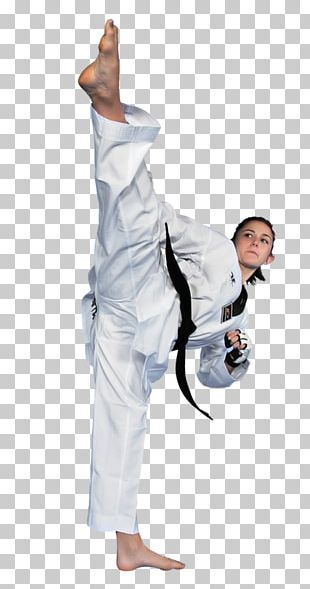 Dobok Karate Martial Arts Taekwondo Uniform PNG