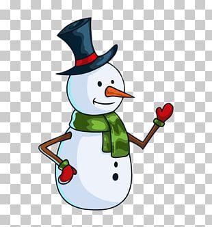 T-shirt Snowman Cartoon Christmas PNG