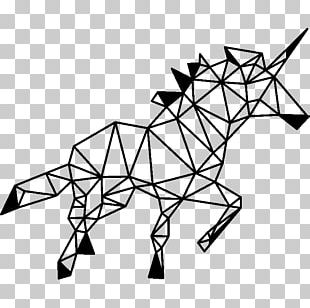 Geometry Geometric Shape Horse Child PNG