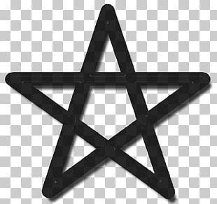 Lesser Banishing Ritual Of The Pentagram Pentacle Wicca Symbol PNG