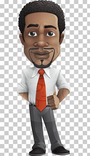 Character Businessperson Cartoon PNG