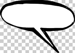 Drawing Speech Balloon PNG
