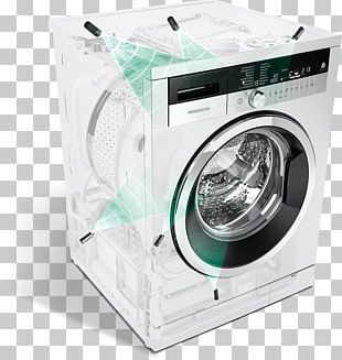 Washing Machines Laundry Clothes Dryer Textile PNG