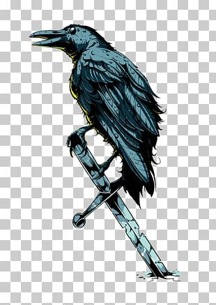T-shirt Crows Poster Illustration PNG