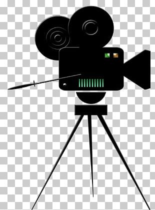 Movie Camera Film PNG
