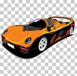 Sports Car Motors Corporation Cartoon PNG