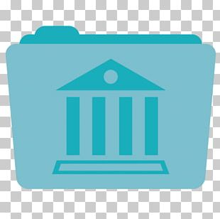 Blue Text Brand Aqua PNG