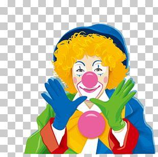 Clown Drawing Circus PNG
