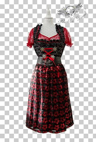 Cocktail Dress Clothing Costume Design Pattern PNG