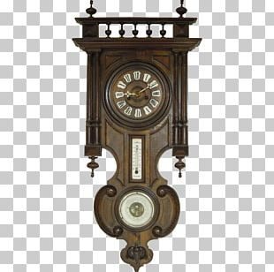 Floor & Grandfather Clocks Pendulum Clock Antique Vintage Clothing PNG