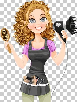 Comb Hairdresser Hair Dryers Hair Clipper PNG