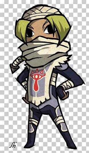 Princess Zelda Link Sheik The Legend Of Zelda: The Wind Waker Toon PNG
