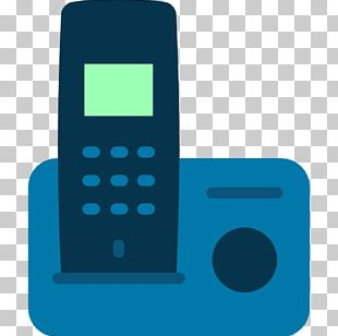 Feature Phone Handset Telephone Call Headphones PNG