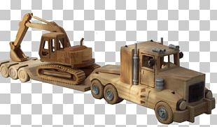 Scale Models Heavy Machinery Engin Vehicle PNG