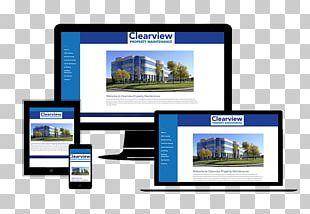 Web Page Computer Monitors Display Advertising Multimedia PNG