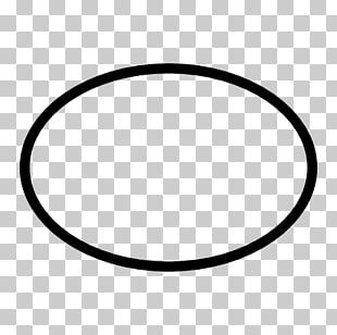 Ellipse Shape Circle Oval Point PNG