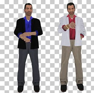 Grand Theft Auto: San Andreas Tommy Vercetti Mod Vice City Clothing PNG