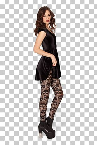 Leggings Lace See-through Clothing Sleeve Skull PNG