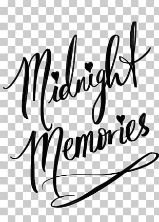 Midnight Memories One Direction Lyrics Drawing Song PNG