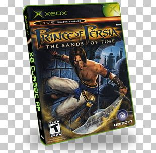 Xbox 360 Prince Of Persia: The Sands Of Time PC Game PNG