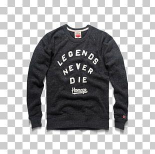 Hoodie T-shirt Sleeve Sweater Jacket PNG