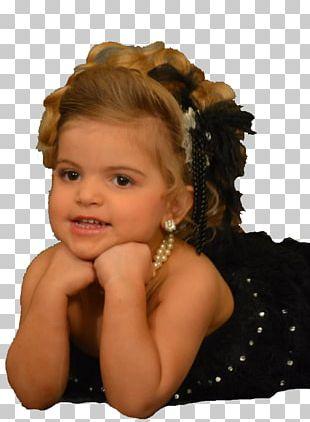 Long Hair Brown Hair Lock Of Hair Toddler PNG