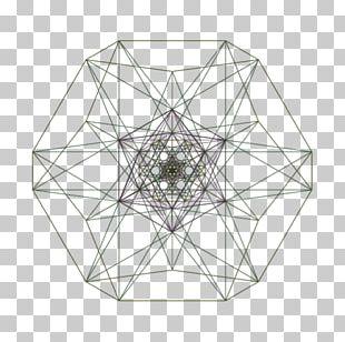 Sacred Geometry Mandala Geometric Shape PNG
