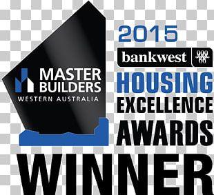 Award Excellence Logo Housing Construction PNG