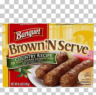 Breakfast Sausage Bacon Food PNG