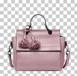 Handbag Leather Backpack Shoulder PNG