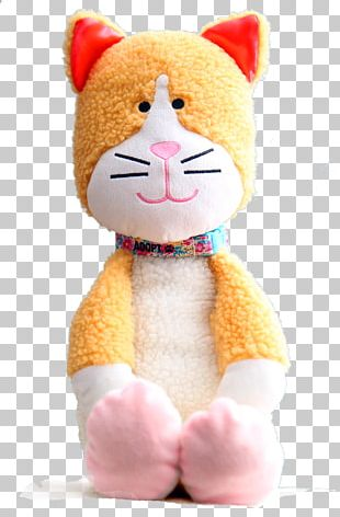 Plush Stuffed Animals & Cuddly Toys Whiskers Teddy Bear PNG