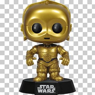 C-3PO R2-D2 Stormtrooper Funko Action & Toy Figures PNG