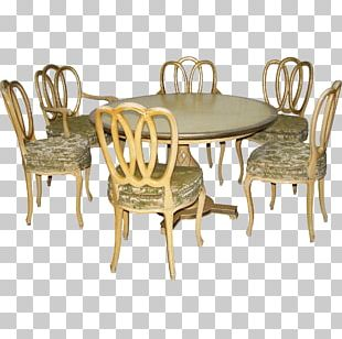 Couvert De Table Chair Garden Furniture Breakfast PNG