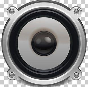 Loudspeaker Computer Icons Audio PNG