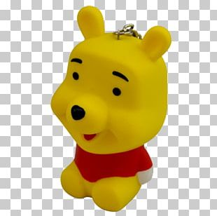 Stuffed Toy Cartoon Yellow Material PNG