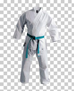 Karate Gi Martial Arts Uniform Dobok PNG