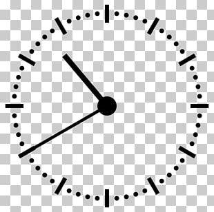 Digital Clock 12-hour Clock 24-hour Clock Clock Face PNG