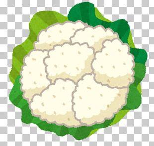Cauliflower Seasonal Food Nutrition Culinary Art PNG