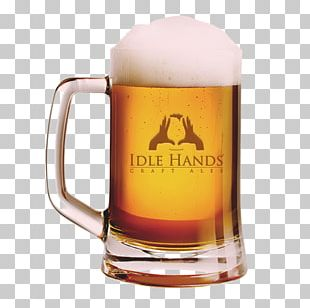 Idle Hands Craft Ales Beer India Pale Ale Helles PNG